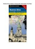 Buenos Aires (National Geographic Destination City Map) - Page 2