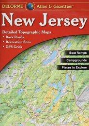 New Jersey Atlas   Gazetteer