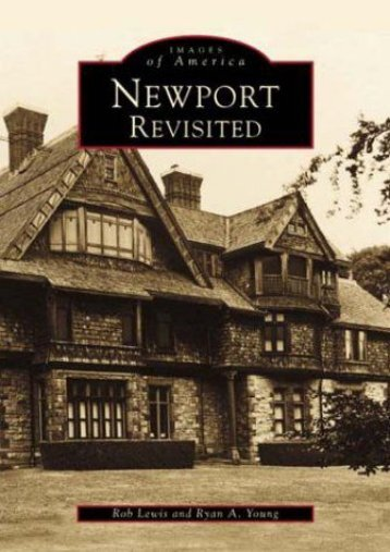Newport Revisited   (RI)  (Images of America)