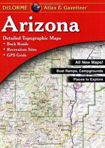 Arizona Atlas   Gazetteer