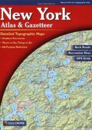 New York Atlas and Gazetteer