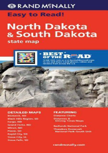 Rand McNally Easy To Read Mississippi State Map - Rand mcnally easy to fold maps