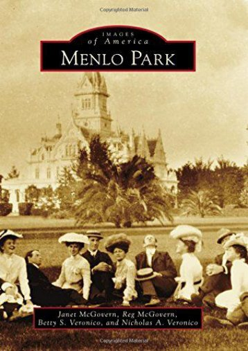 Menlo Park (Images of America)