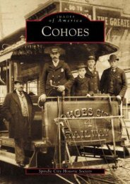 Cohoes (Images of America: New York)