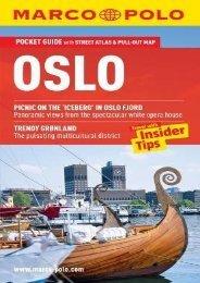 Oslo Marco Polo Guide (Marco Polo Guides)