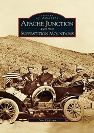 Apache Junction and the Superstition Mountains