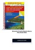 Slovenia/Croatia/Bosnia Marco Polo Road Atlas - Page 2
