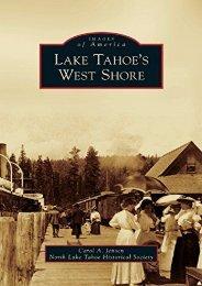 Lake Tahoe s West Shore