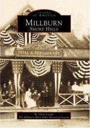 Millburn-Short Hills (Images of America)