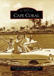Cape Coral (Images of America) (Images of Aviation)