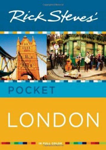Rick Steves  Pocket London