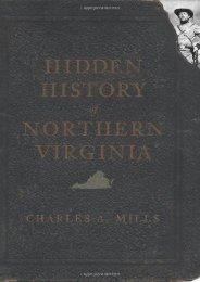 Hidden History of Northern Virginia