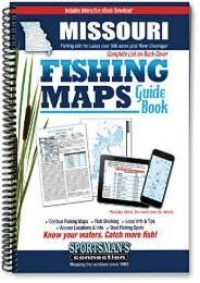Missouri Fishing Map Guide (Sportsman s Connection)