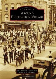Around Huntington Village (Images of America)