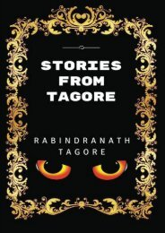 Stories from Tagore: By Rabindranath Tagore - Illustrated
