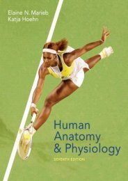 Human Anatomy   Physiology with IP-10 CD-ROM (7th Edition)
