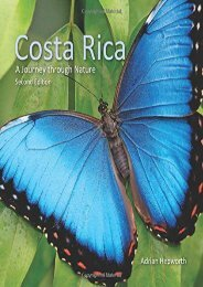 Costa Rica: A Journey through Nature (Zona Tropical Publications)