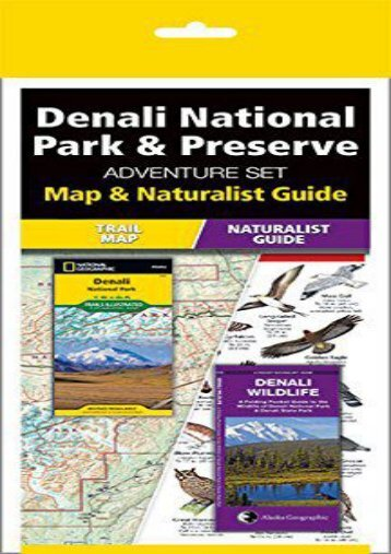 Denali National Park   Preserve Adventure Set