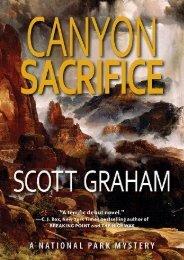 Canyon Sacrifice (National Park Mystery Series)