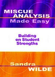 Miscue Analysis Made Easy : Building on Student Strengths