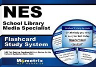 NES School Library Media Specialist Flashcard Study System: NES Test Practice Questions   Exam Review for the National Evaluation Series Tests (Cards)