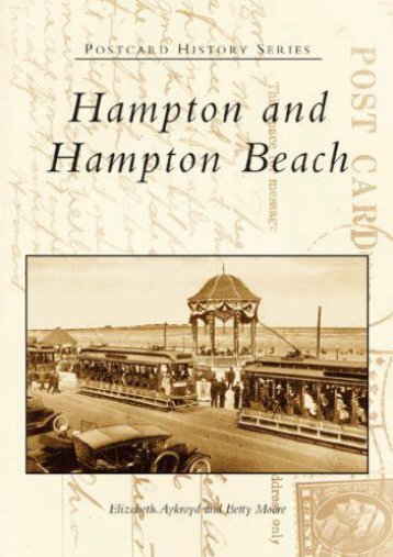 Hampton and Hampton Beach (NH) (Postcard History)