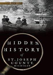 Hidden History of St. Joseph County, Michigan