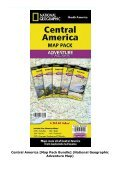 Central America [Map Pack Bundle] (National Geographic Adventure Map) - Page 2
