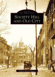 Society Hill and Old City   (PA)  (Images of America)