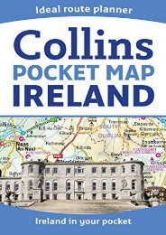 Collins Pocket Map Ireland