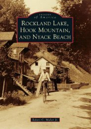 Rockland Lake, Hook Mountain, and Nyack Beach (Images of America)