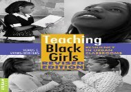 Teaching Black Girls: Resiliency in Urban Classrooms (Counterpoints)
