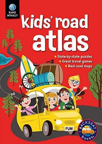 Kids  Road Atlas