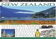 New Zealand (DK Eyewitness Travel Guide)