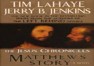 Matthew s Story (Jesus Chronicles)