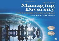 Managing Diversity: Toward a Globally Inclusive Workplace