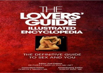The Lovers  Guide Illustrated Encyclopedia