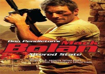 Altered State (Don Pendleton s Mack Bolan)