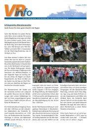 info - VR-Bank Rhein-Sieg eG
