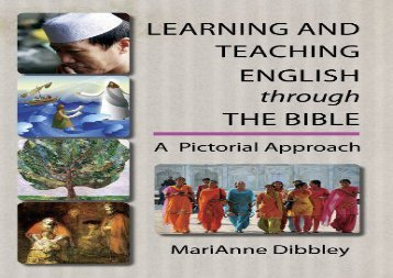 Learning and Teaching English through the Bible: A Pictorial Approach
