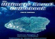 Ultimate Kaua i Guidebook (Sports Series)