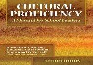 Cultural Proficiency: A Manual for School Leaders