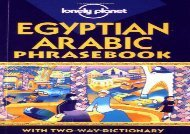 Egyptian Arabic (Lonely Planet Phrasebook)