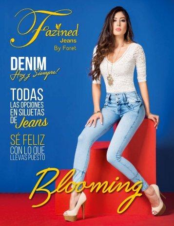Catálogo BLOOMING 2017 - 1