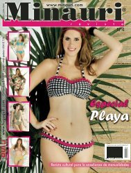 Minauri Nº 4 Swimsuit - Playa ( Pattern Magazine )