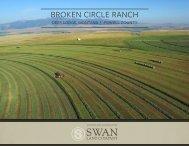 Broken Circle Ranch Offering Brochure