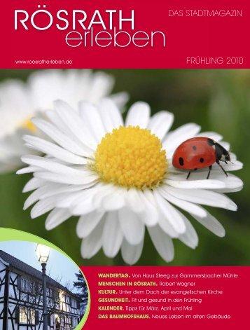 Frühling 2010 - Bauer & Thöming Verlag