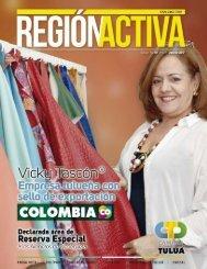 REVISTA REGIÓN ACTIVA EDICIÓN No. 7 - JULIO 2017