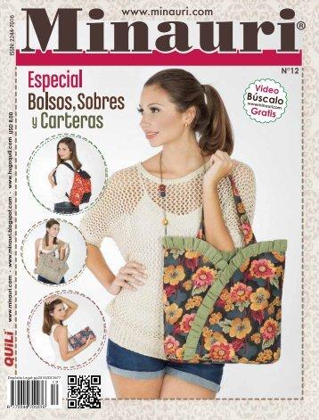 Minauri Nº 12 HandBags - Bolsos ( Pattern Magazine )