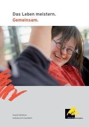 Das Leben meistern. Gemeinsam. - Rhein Sieg Werkstätten